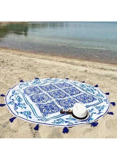 SundayFunday Plaj Havlusu Renkli